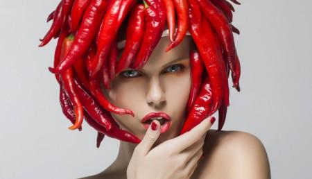 Перец в помощь волосам