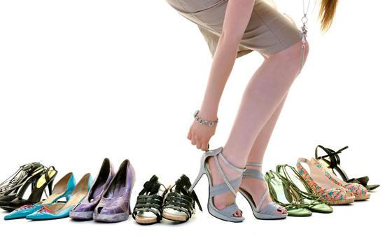 Летняя женская обувь на 2015 год