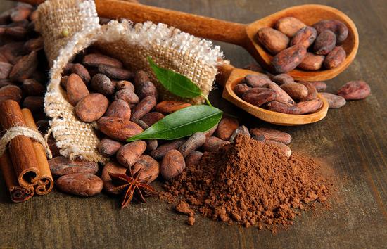 Польза какао-бобов