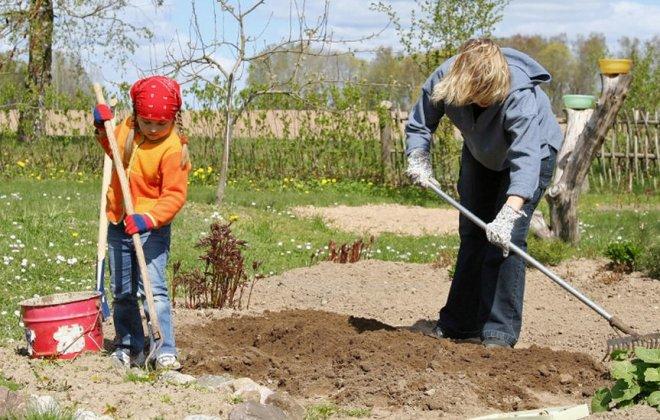 Можно ли работать на огороде в Страстную пятницу