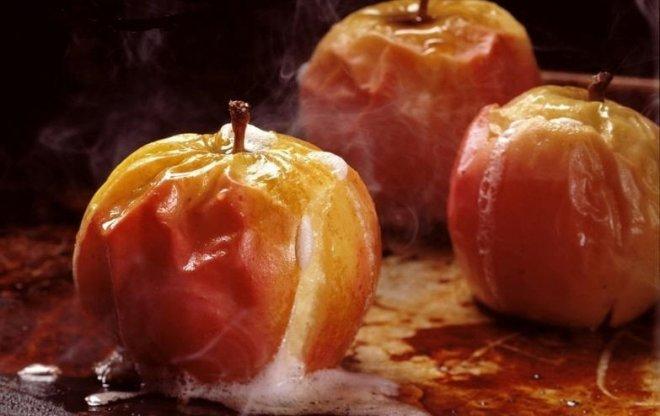 Варенье из печеных яблок