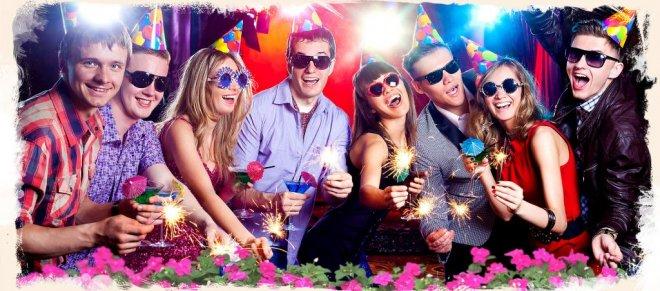 Идеи для вечеринки на Новый Год 2018