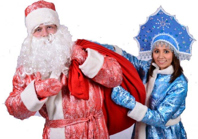 Сценарий Деда Мороза и Снегурочки на дому для детей