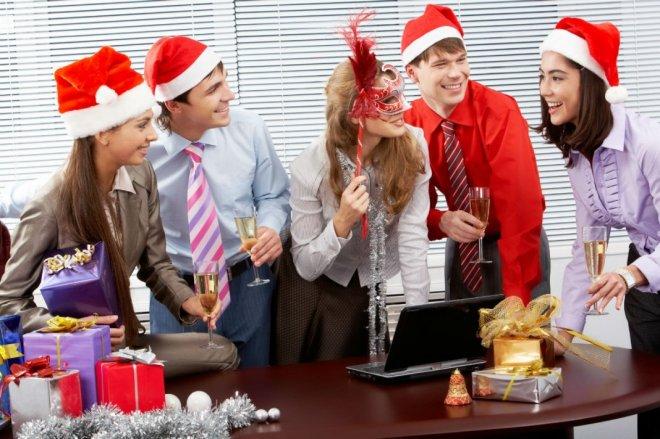 Корпоративные подарки на Новый год 2017: партнерам и клиентам