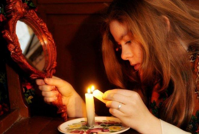 Гадание на будущее в Рождество