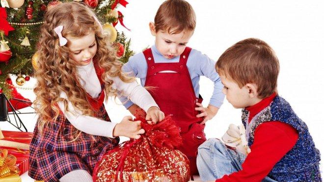 Сценарий Нового года 2017 для детей 3 лет