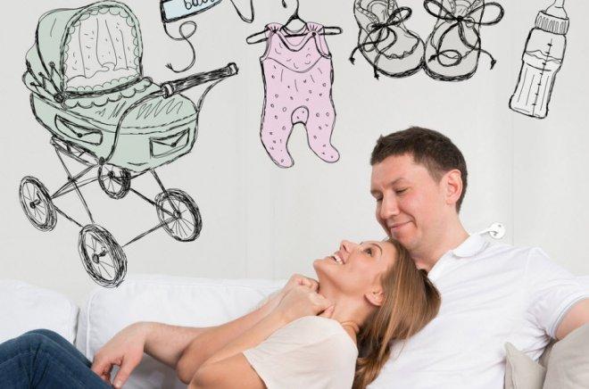 Благоприятные дни для зачатия в 2017 году
