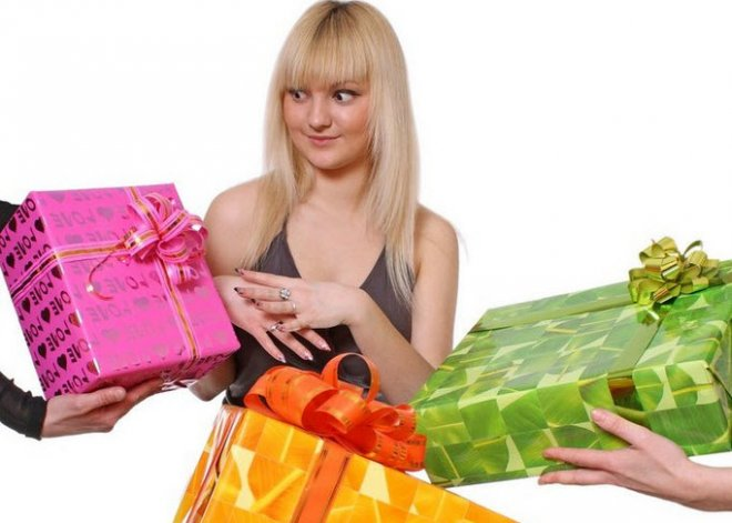 Прикольные подарки трусы на день рождения женщине