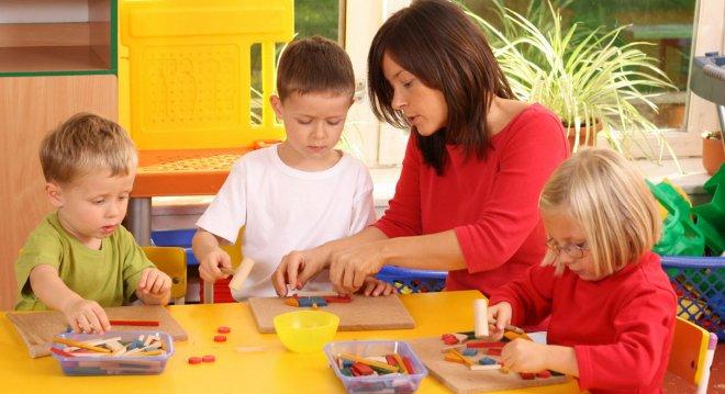 Как ребенка адаптировать к садику