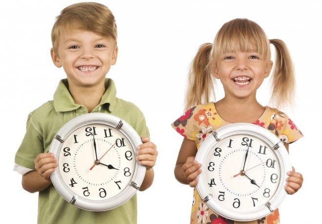 Как научить ребенка ценить время