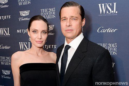 У Анджелины Джоли и Брэда Питта могут забрать детей