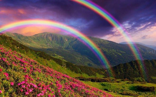 К чему снится радуга на небе: говорят, к удаче во всех начинаниях