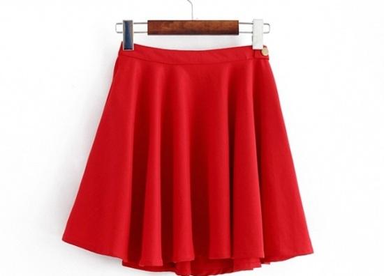 юбка для красной шапочки