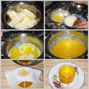 топленое масло
