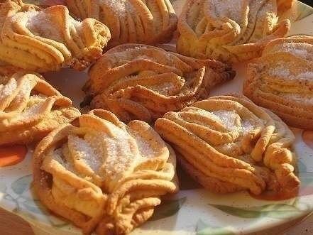 Печенье через мясорубку с маргарином