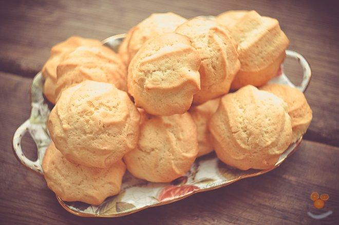 Простое печенье на скорую руку без маргарина