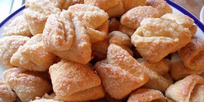 Печенье песочное на маргарине