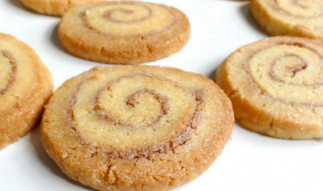 Быстрое печенье без масла рецепт