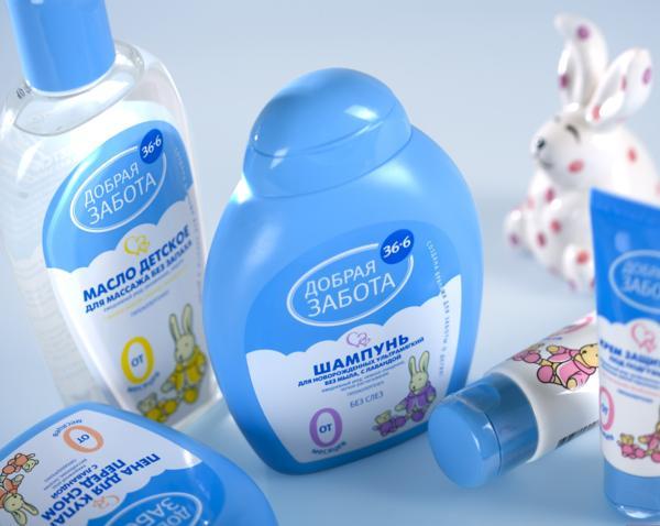 шампуни для новорожденных