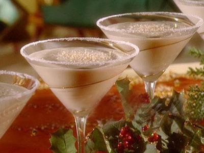новогодние праздничные безалкогольные коктейли