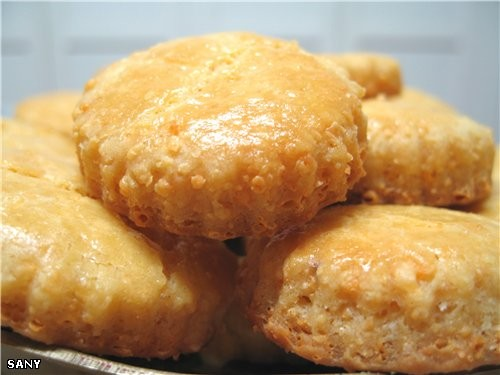 Печенье на сметане с маргарином