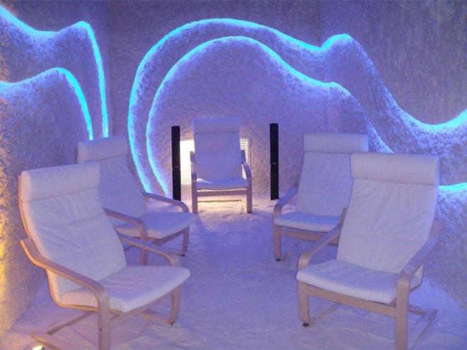 Соляные пещеры – подарок для вашего здоровья