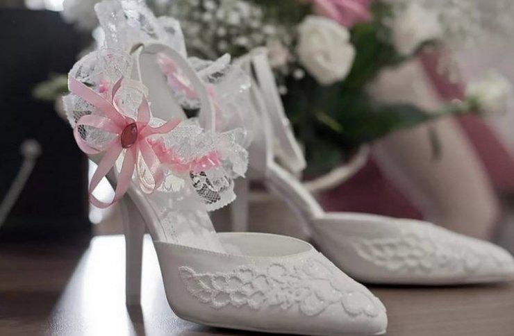Свадебные туфли приметы