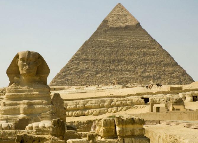 Хефрен Пирамида Хафра