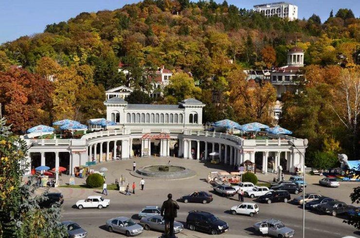 Курортный город Кисловодск