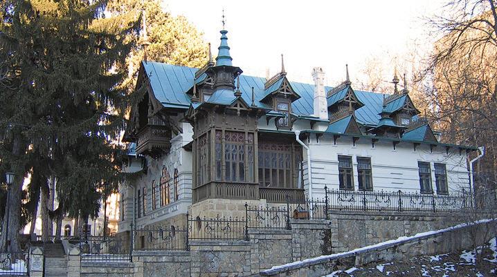 Литературный музей «Дача Шаляпина»