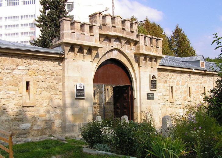 Крепость-музей