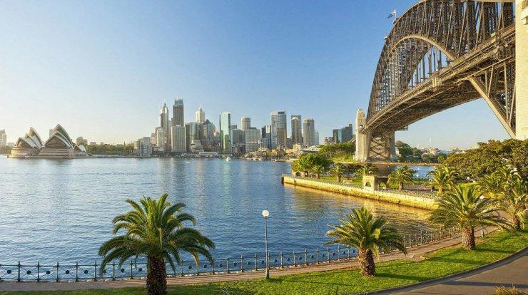 Австралия - туристический рай