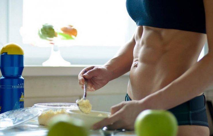 Как правильно питаться после тренировки