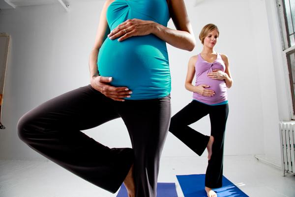 Фитнес для беременных вред или польза
