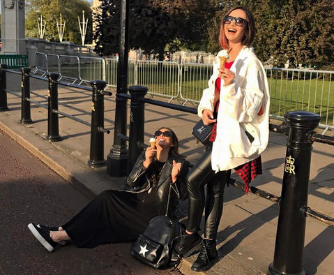 Оля Бузова потратила 2 миллиона рублей на шопинг в Лондоне