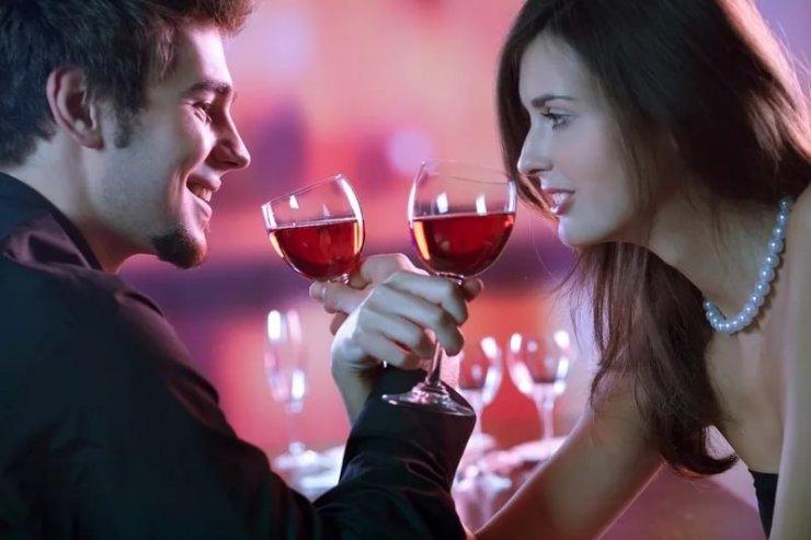 Спиртные напитки по разному влияют на мужчину и женщину
