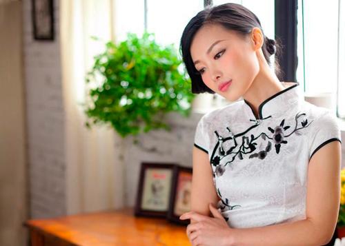 Платья в китайском стиле: как и с чем носить