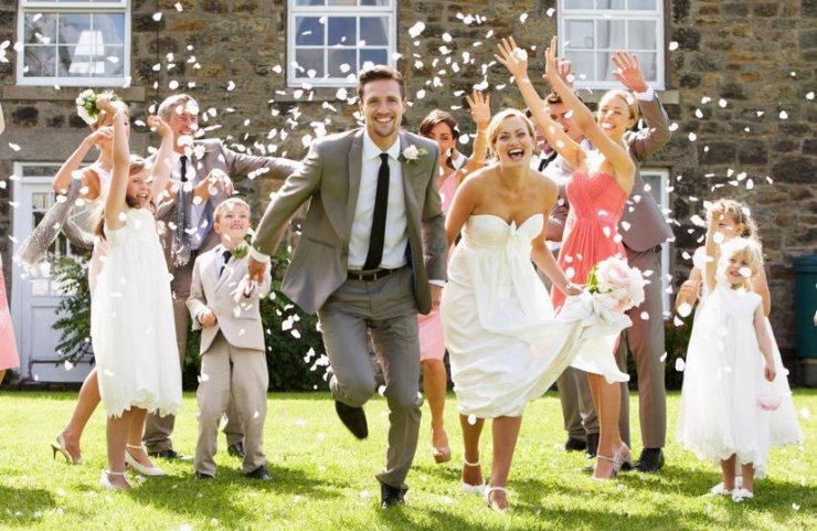 Что нужно для свадьбы от А до Я