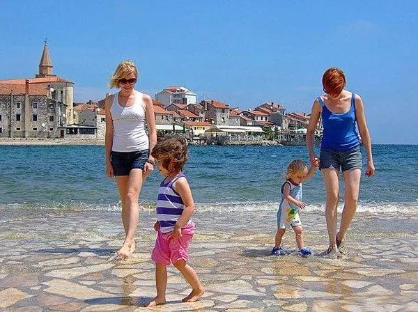 Отдых в Хорватии с детьми