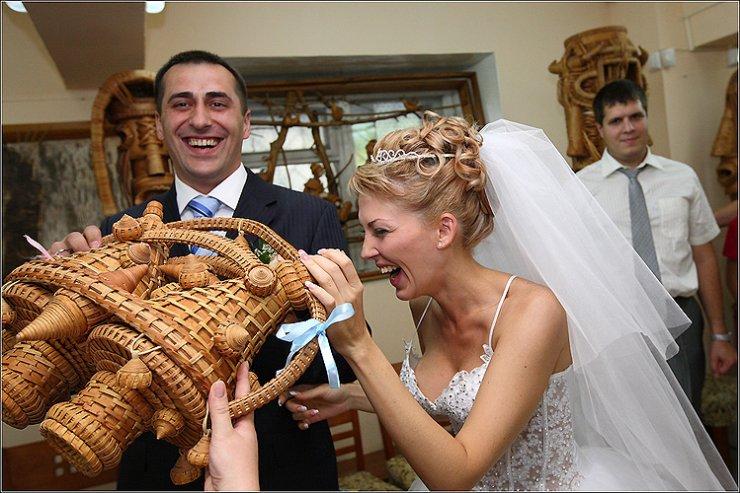 Что вам дарили на свадьбу родители