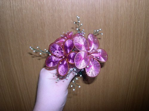 цветы ганутель