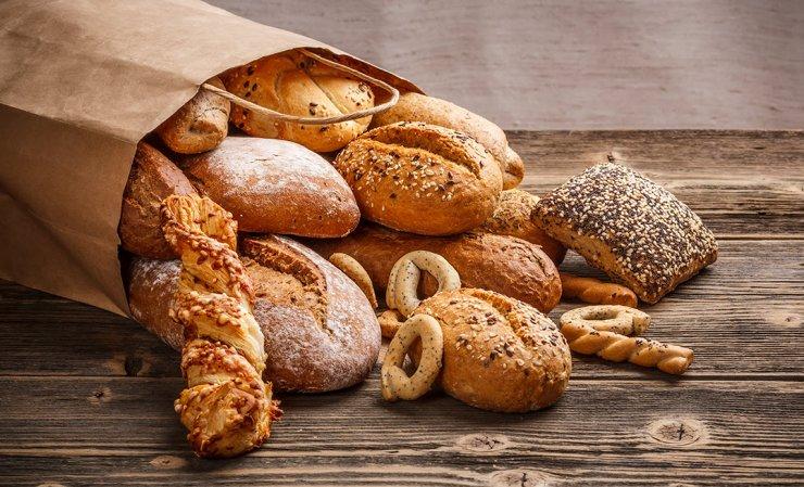 Как правильно хранят хлеб