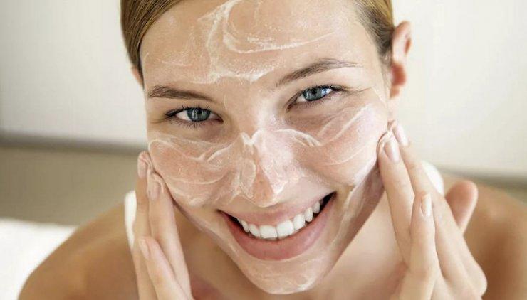 Очищающие средства для кожи лица