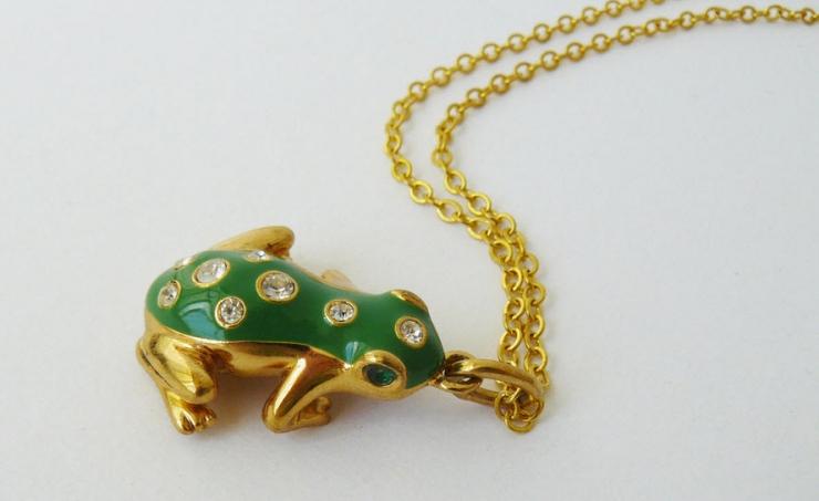 Выбираем свой талисман-лягушку