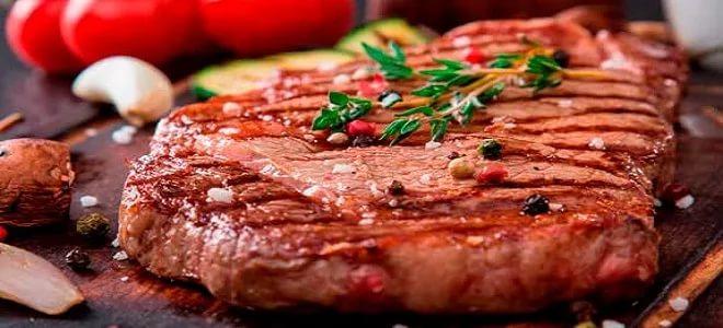 Рецепты маринадов для стейка из свинины