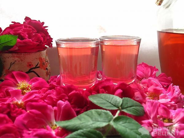 Как приготовить ликер из чайной розы