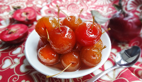 Варенье из из китайских яблок