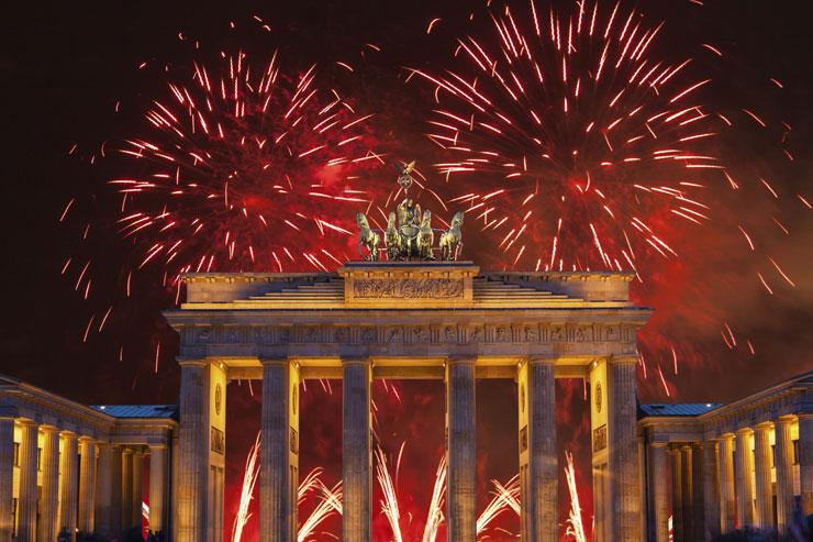 Новый год 2018 в Германии