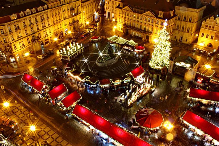 Чехия – старая Европа удивит и поразит!