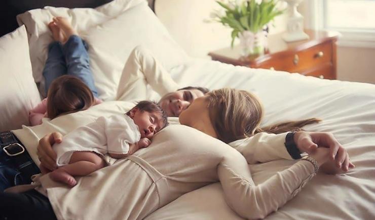 Любит женщину, полюбит и её ребёнка